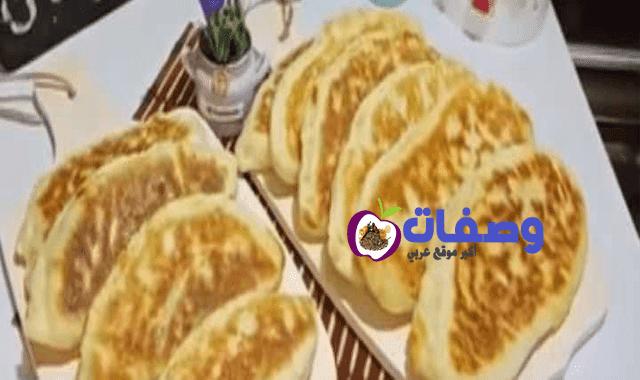فطير الطاسه فاطمه ابو حاتي