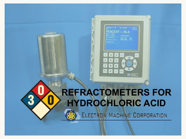 Hydrochloric Acid Concentration Refractometer