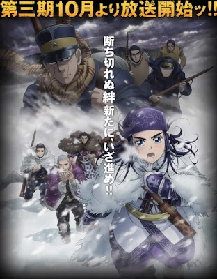 Golden Kamuy 3