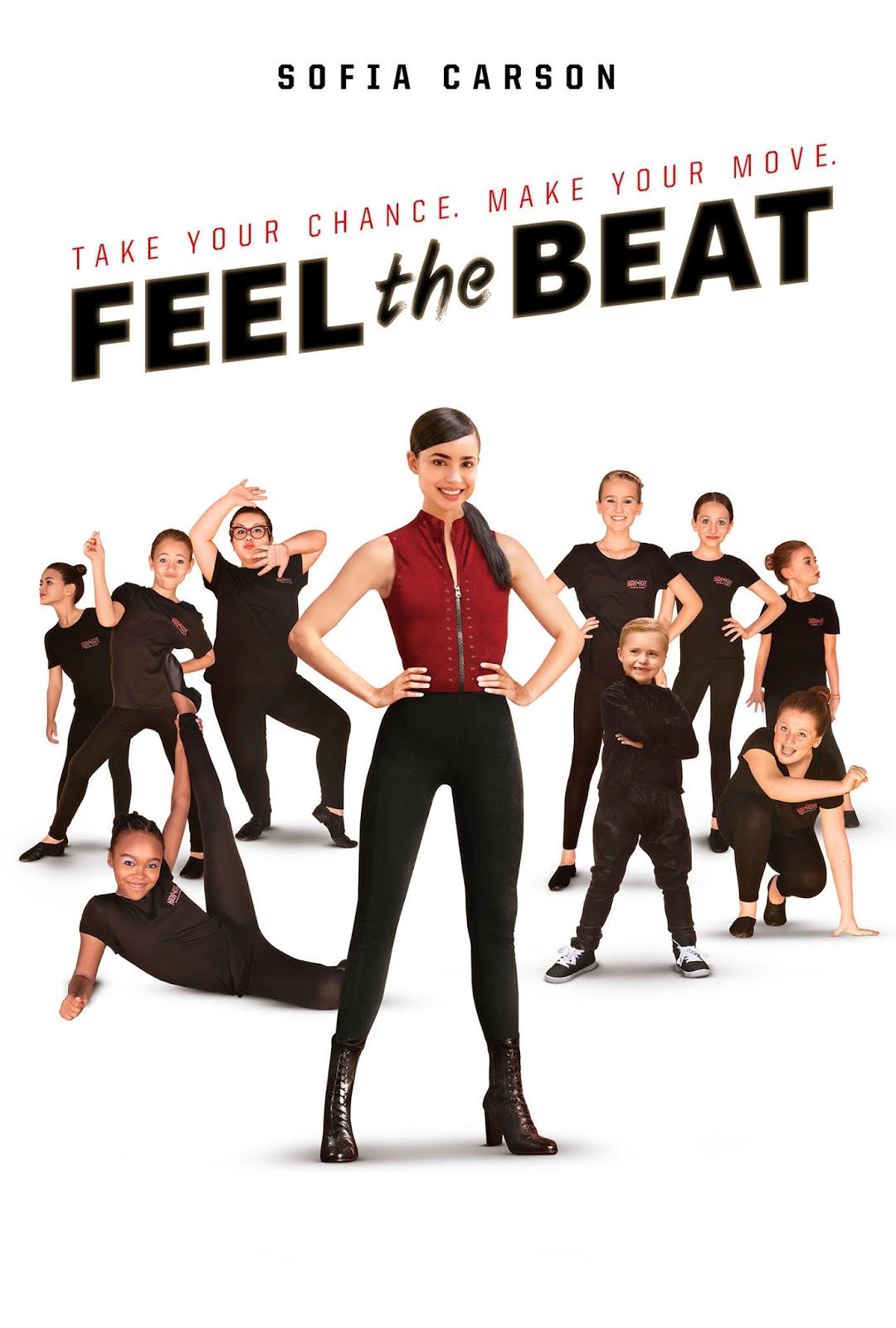 Feel the Beat [2020] [CUSTOM HD] [DVDR] [NTSC] [Latino]