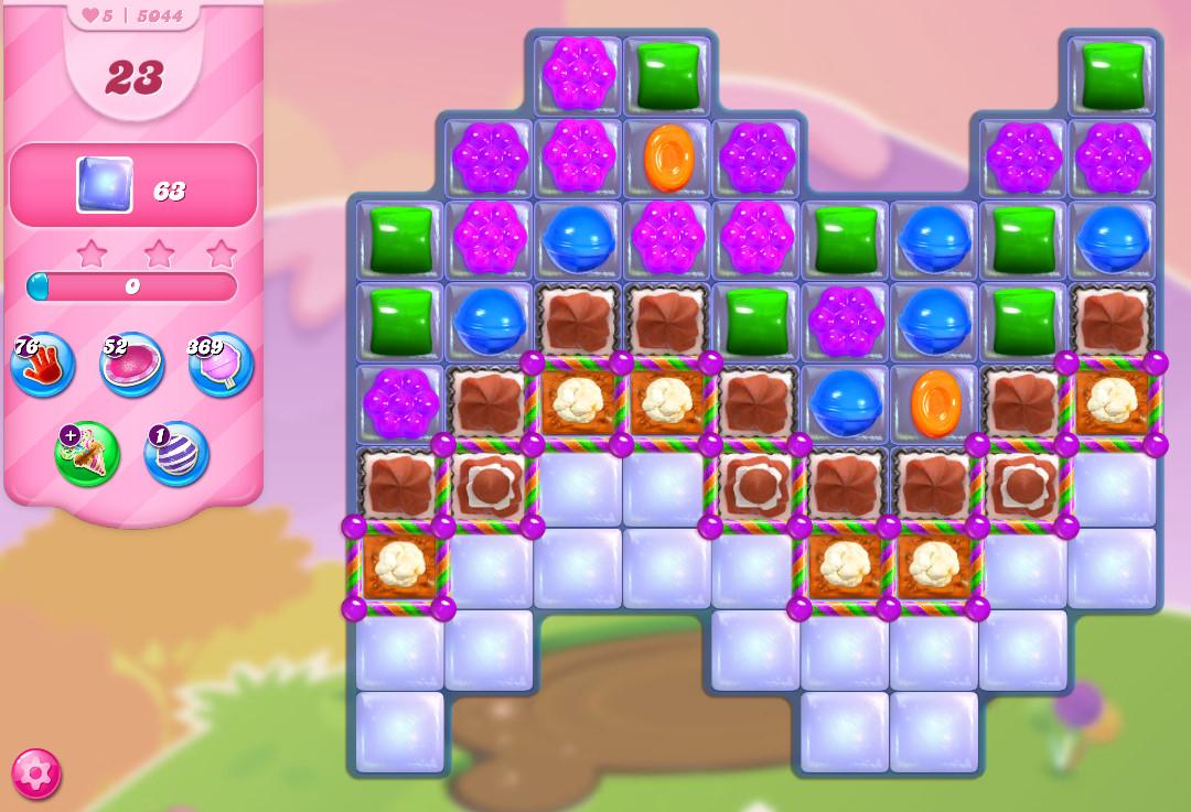 Candy Crush Saga level 5044