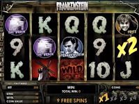 Frankenstein Poker Slot