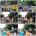 बेसिक शिक्षा अधिकारी के द्वारा अमृत महत्सव 75 वीं आज़ादी के वर्ष गांठ के उपलक्ष्य में आयोजित रैली निकली गई