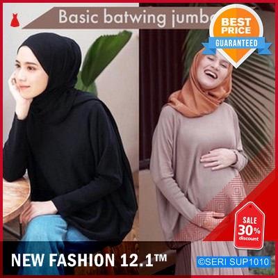 SUP1010A30 Atasan Blouse Batwing Jumbo Bigsize Murah BMGShop