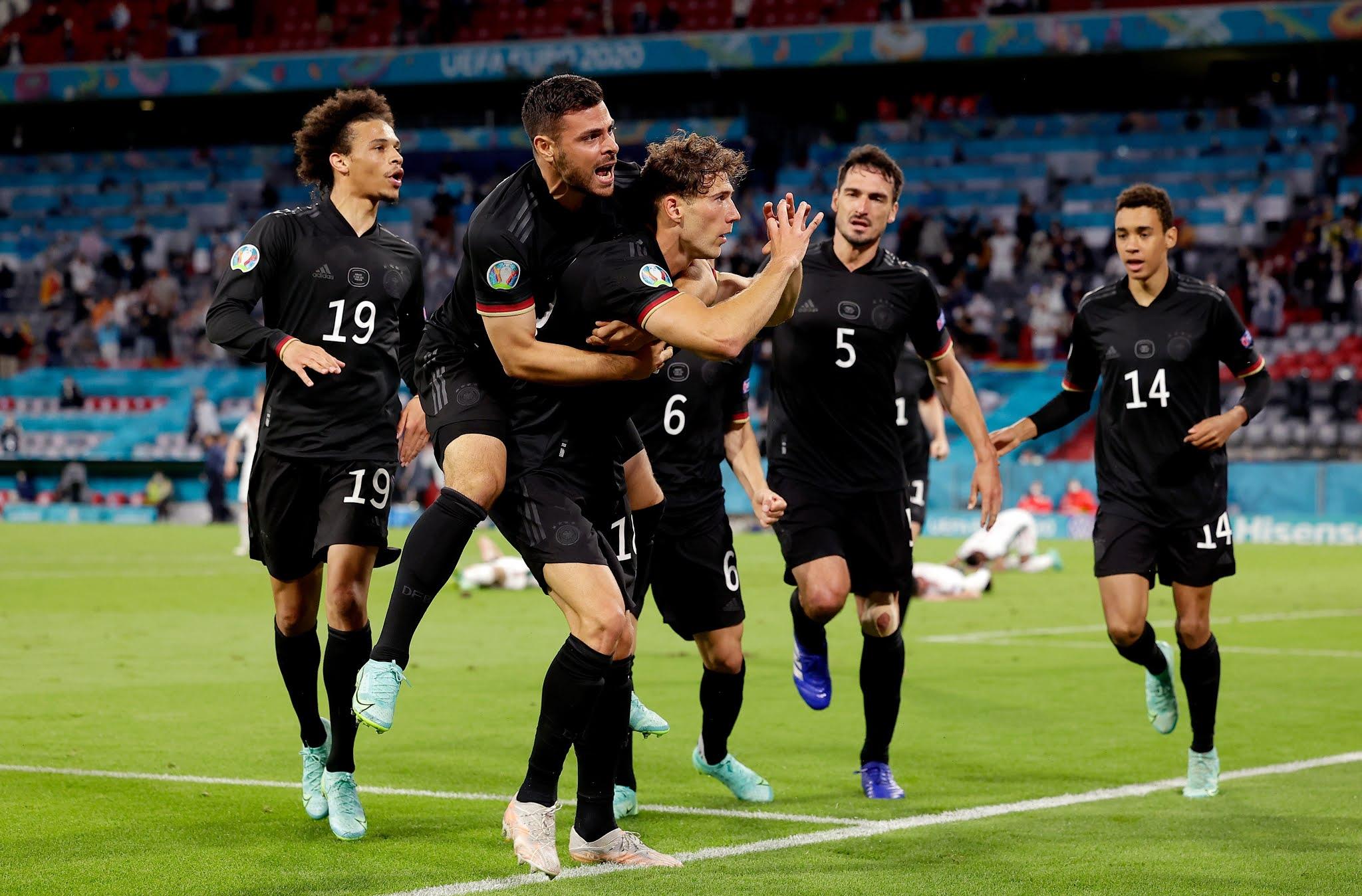 England host Germany at Wembley stadium on Tuesday evening
