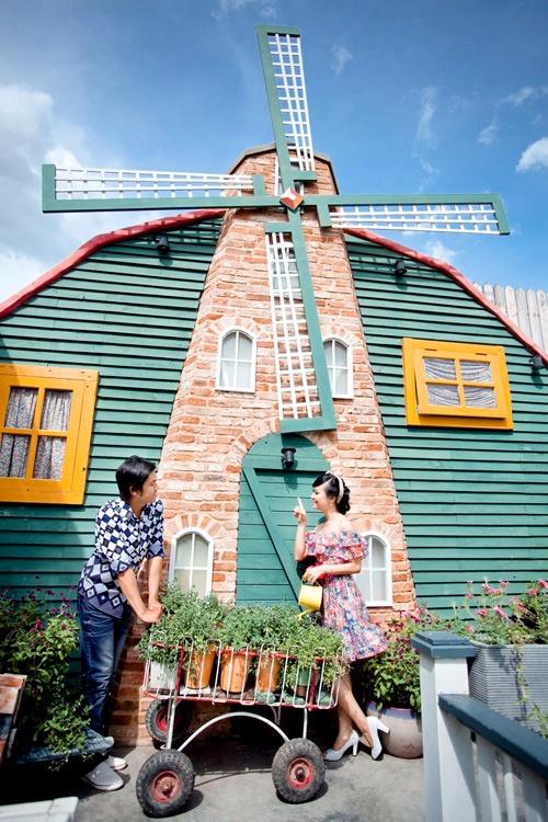 10 quán cafe biệt thự sân vườn đẹp như mơ ở nam s8g