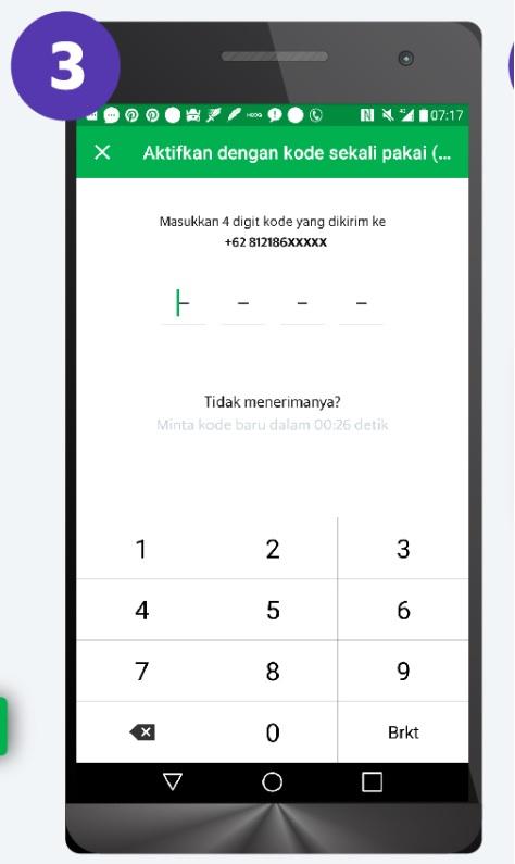 Cara Mengaktifkan Grabpay Ovo Di Aplikasi Grab