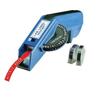 Review Cole-Parmer AO-65543-42 Manual Label Maker