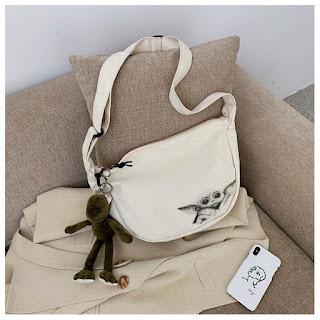 baby yoda bag