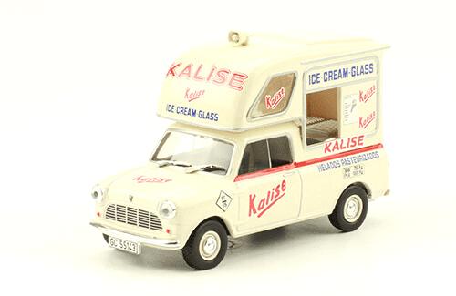 Morris Mini 1980 Kalise vehículos de reparto y servicio salvat