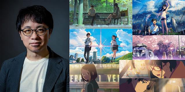 anime karya makoto shinkai