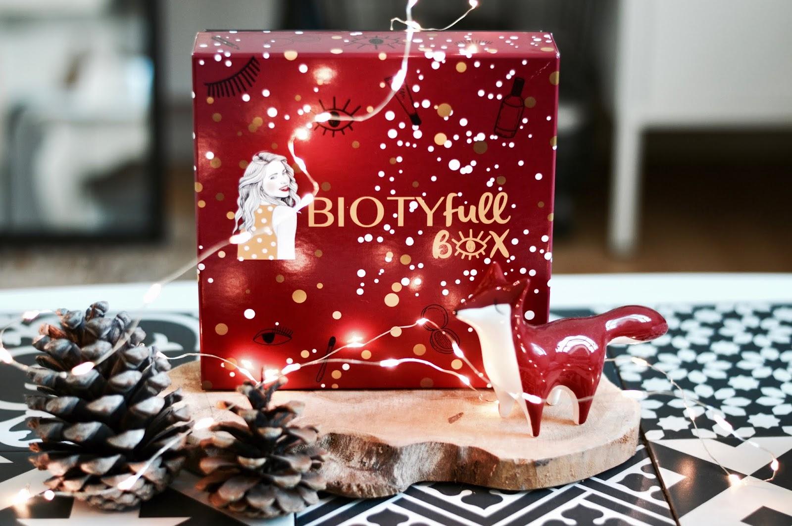 Box beauté bio - BIOTYFULL BOX l'Emerveillée -- prendre soin de ses yeux