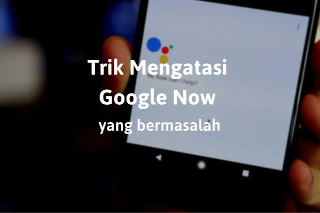 Trik Mengatasi Microphone Google Now Yang Bermasalah
