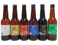 bières de la brasserie La Germanoise