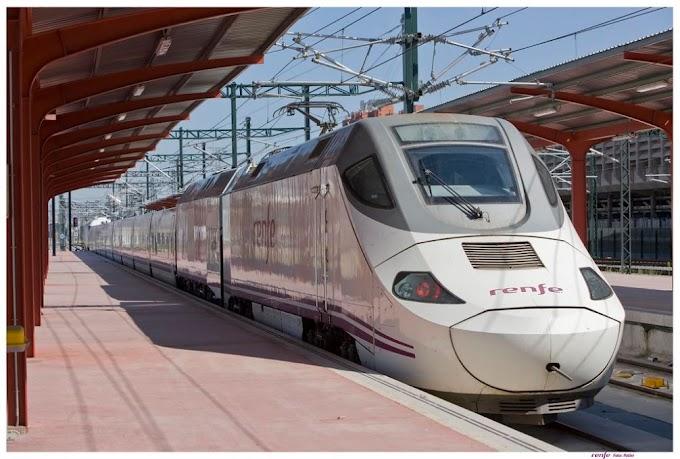 Plan de  transporte alternativo por carretera en los trenes Alvia Madrid - Galicia