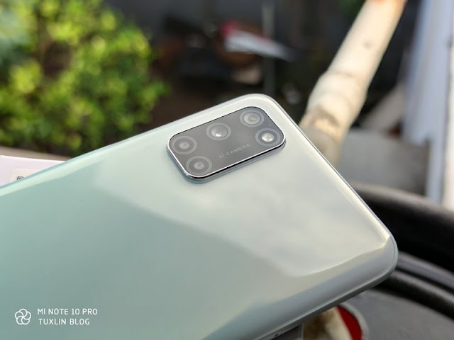 Review Kamera Oppo A52