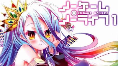 Anime No Game no Life Masih Mempunyai Harapan Mendapatkan Season 2 nya!