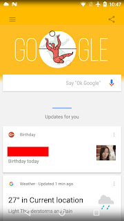 CM14 Google Now Agus