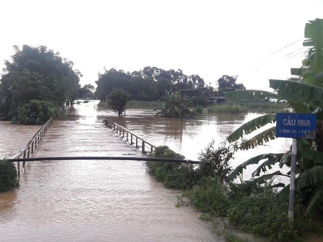Toàn cảnh lũ lụt tại Ninh Bình và hoạt động cứu trợ tại Thanh Hoá - Ảnh minh hoạ 26