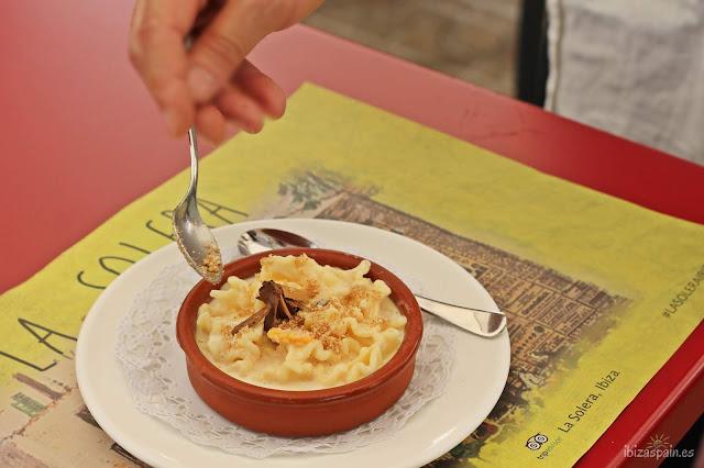 Macarrons de Sant Joan Foto: IbizaSpain.es