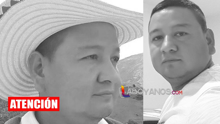 Asesinan al líder social John Fredy Álvarez en Huila