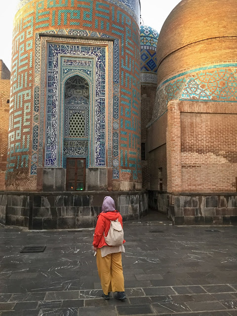 Sheikh Safi al-Din Khānegāh and Shrine Ensemble; Ardabil, Iran