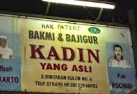 gambar wisata kuliner bakmi di Jogja
