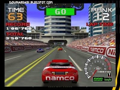 rr64 ridge racer n64 rom