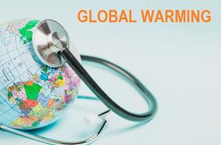 Efek Dan Bahaya Dari Pemanasan Global