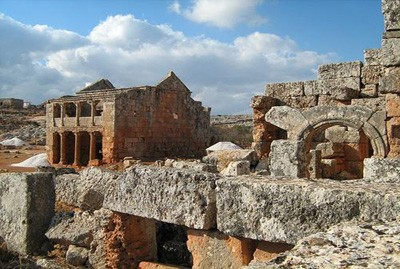 Sergila ... a unique example of an ancient Syrian village