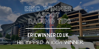 Eric Winner's Secret Tips