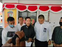Tudingan Ijazah Palsu, Kades Sutrimo di Polisikan Nanang Ermanto
