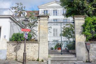 Paris : Folie Sandrin à Montmartre, histoire d'une lubie champêtre - 22 rue Norvins - XVIIIème