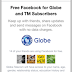 Globe extends Free Facebook until April 24, 2014