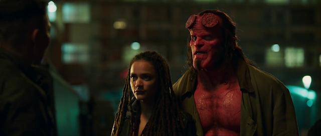 Hellboy (2019) Dual Audio [Hindi-DD5.1] 1080p BluRay ESubs Download