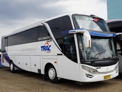 Nikmati Kemudahan Sewa Bus Pariwisata Hanya di TRAC To Go