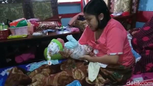Gempar! Ibu di Tasik Mendadak Hamil 1 Jam dan Melahirkan Bayi Pria