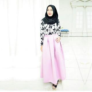 Baju Atasan Wanita Hijab