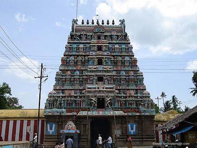 Kal Garuda Bhagwan Temple Nachiyar Kovil Thanjavur