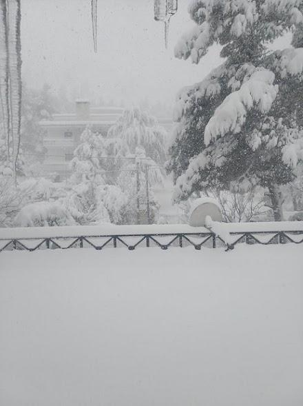 Σε κατάσταση έκτακτης ανάγκης ο Δήμος Διονύσου