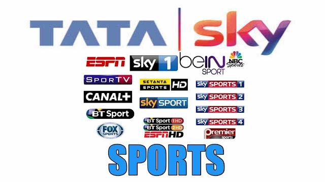 tata sky sports pack