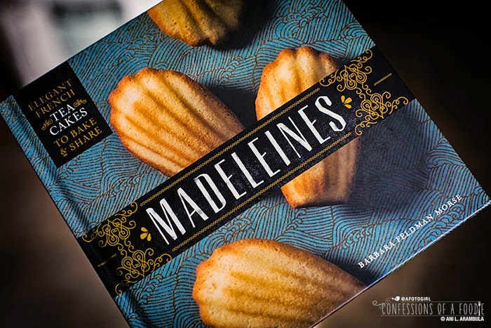 Dark Chocolate Espresso Madeleines From Quot Madeleines
