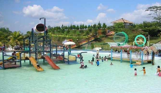 Waterpark Icakan