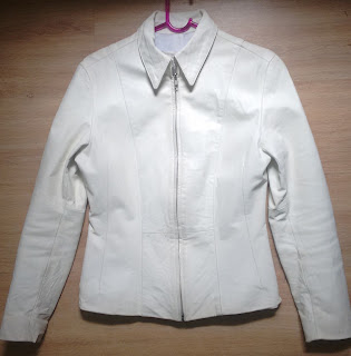 jaqueta couro Pusco 40