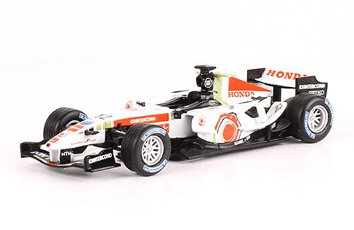 Honda RA106 2006 Jenson Button f1 the car collection