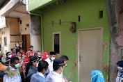 BAZNAS DKI Jakarta Bantu Bedah Rumah di Kelurahan Tanah Sereal
