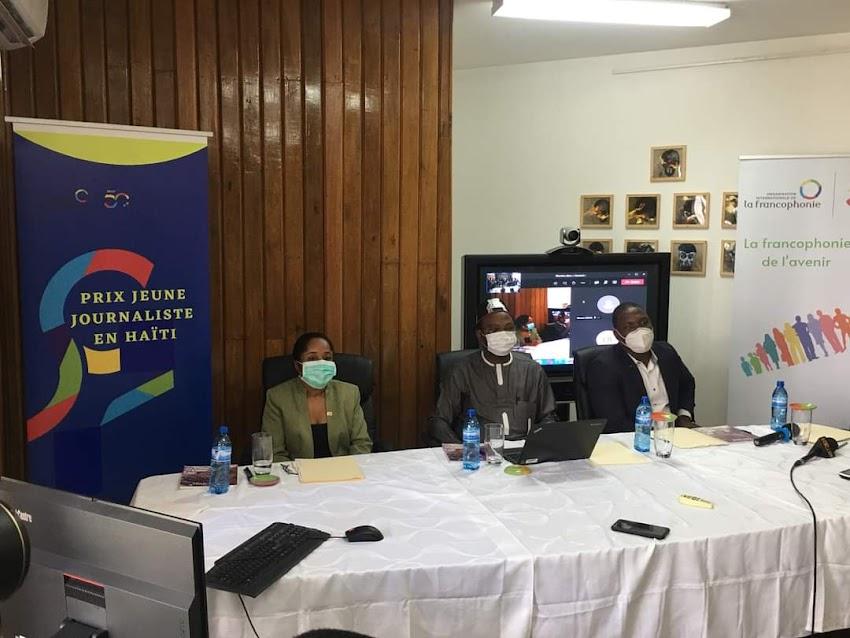 L'OIF lance la 6e édition du prix du jeune journaliste