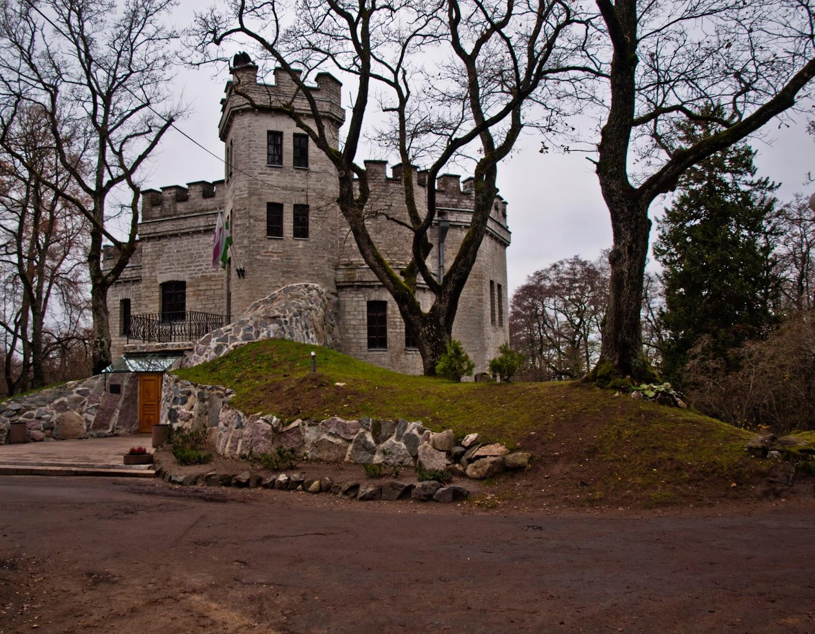 Экскурсия в замок Глена в Таллинне