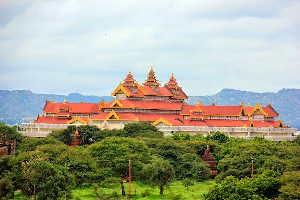 Palacio Real de Bagan (Thin Zaya Bumi)