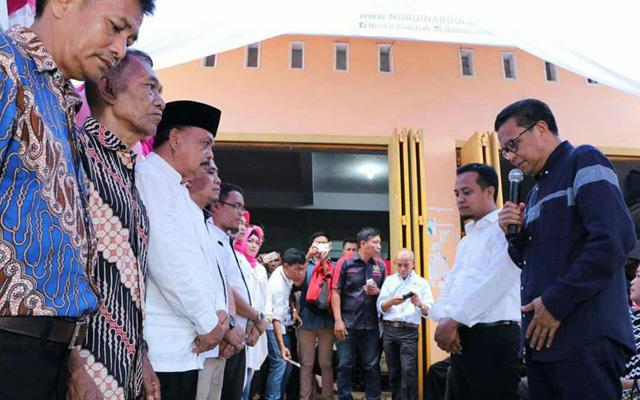 "Maju di Pilgub Sulsel, NA-ASS Garap ""Kampung"" NH"